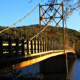 Beaver Arkansas Bridge