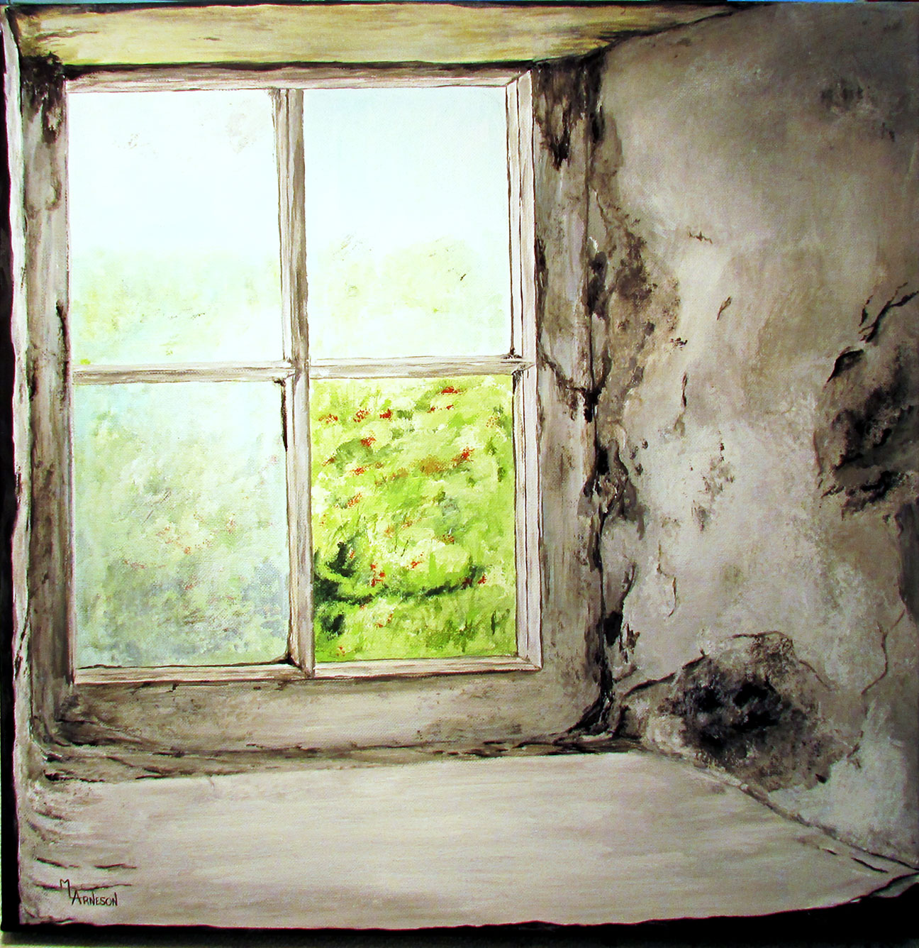 Mary Arneson Art