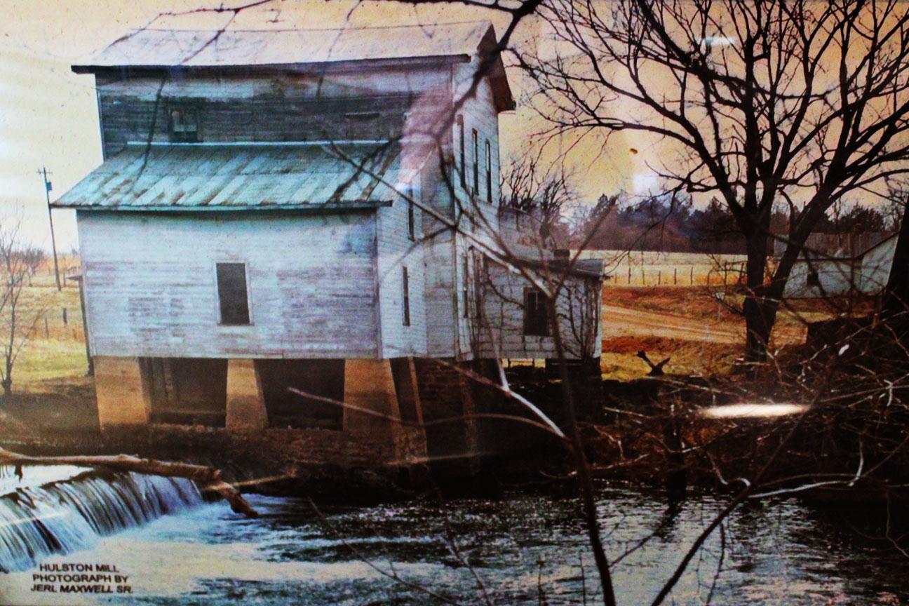 Hulston Mill