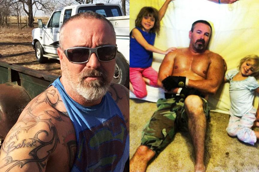 Terry Sartin Cancer Warrior