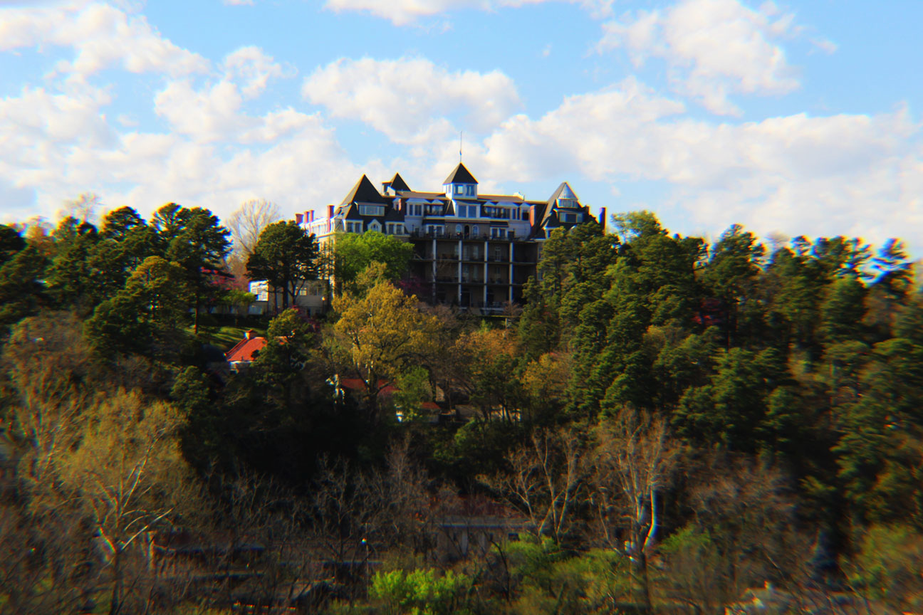Haunted Crescent Hotel, Eureka Springs
