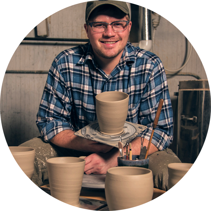 Shawn Cash, Ozark potter