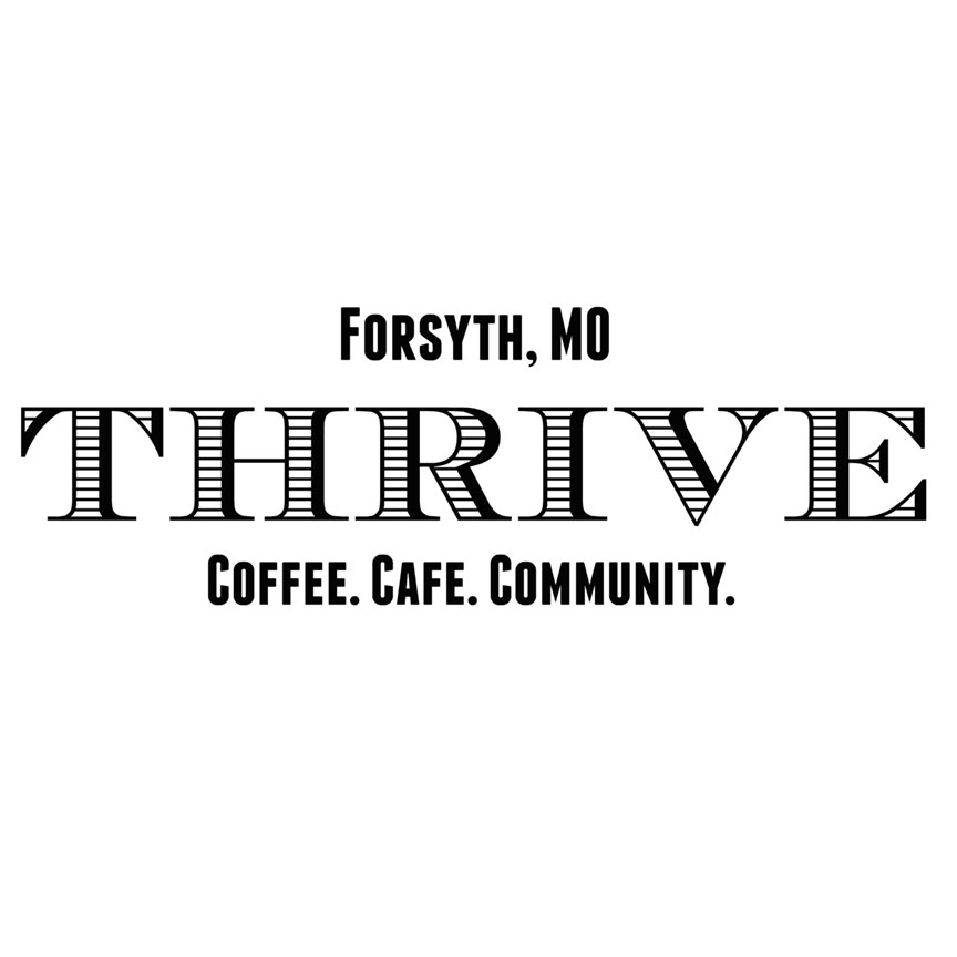 Thrive Forsyth Mo Coffee Cafe Community