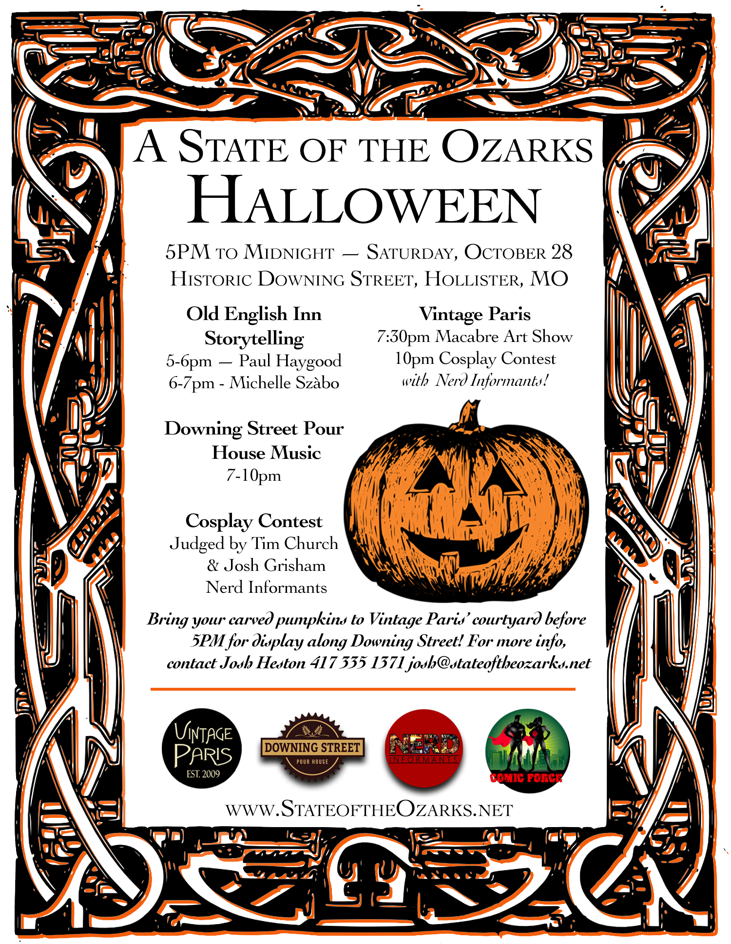A State of the Ozarks Halloween