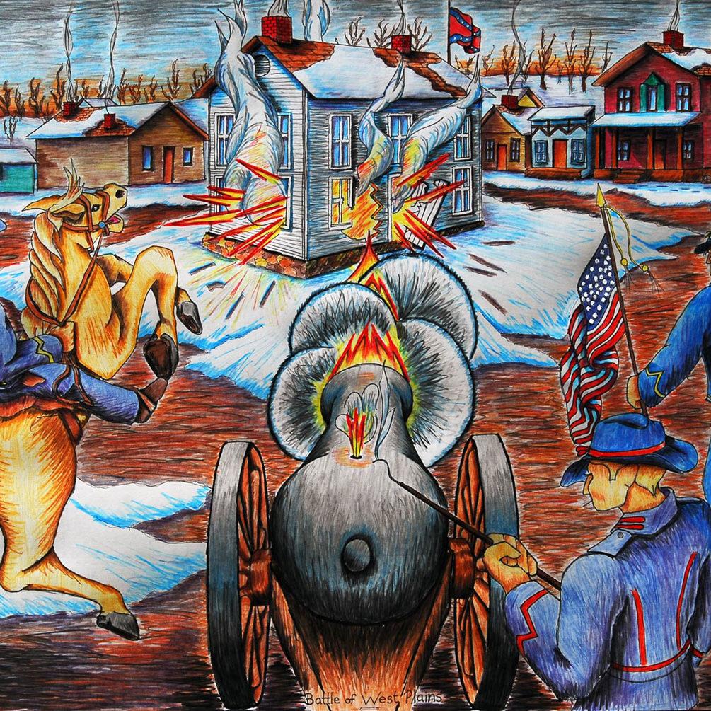 The Battle of West Plains