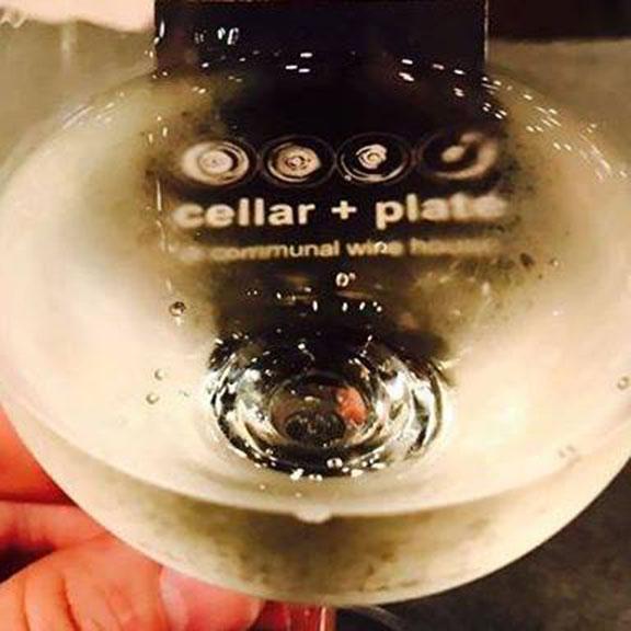 Cellar + Plate