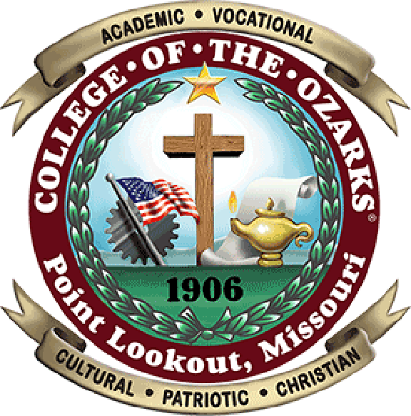 College of the Ozarks Seal