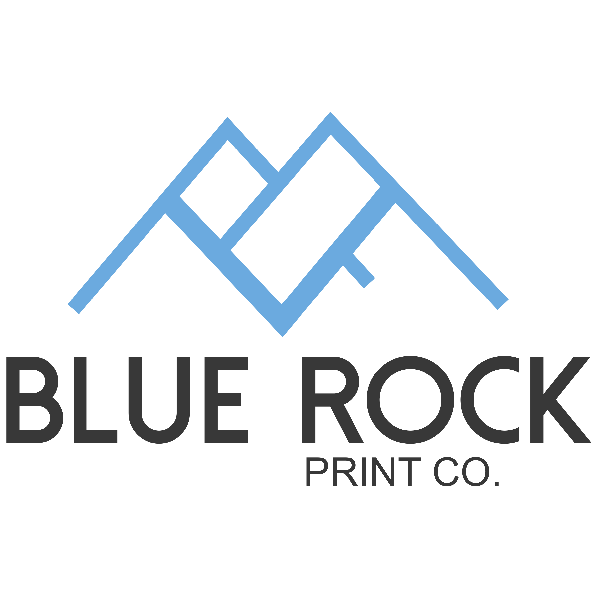 Blue Rock Print Co.