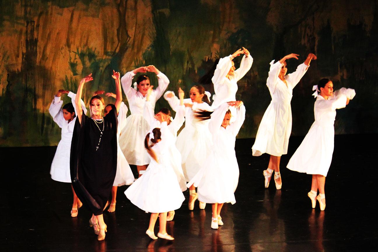 Osage Ballet