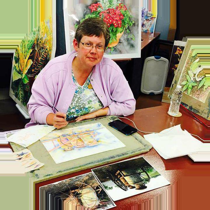 Amy Callaway, Artist