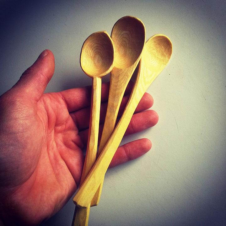 Micah Green Spoons