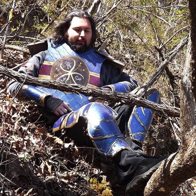 Michael Amburn, Druidcraft Props