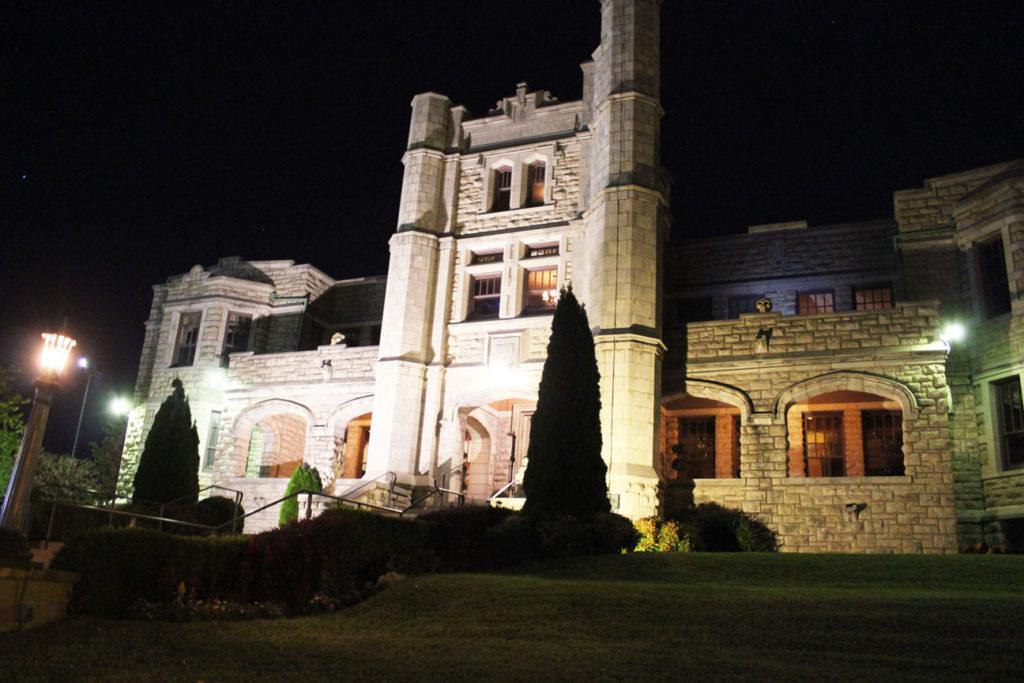 Pythian Castle
