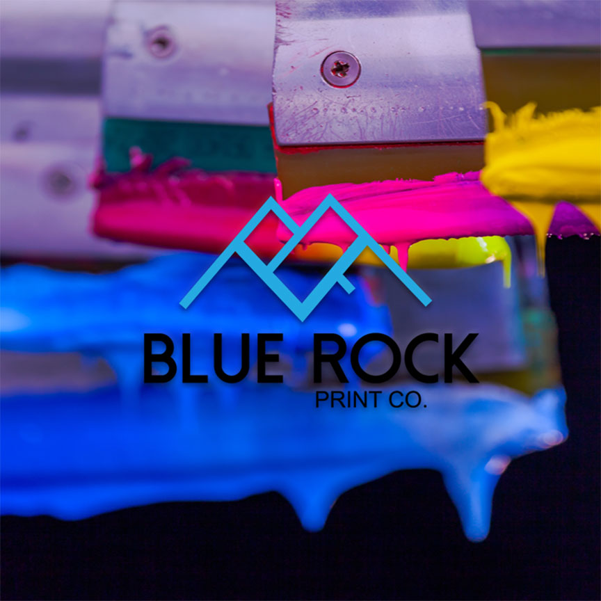 Blue Rock Print Company