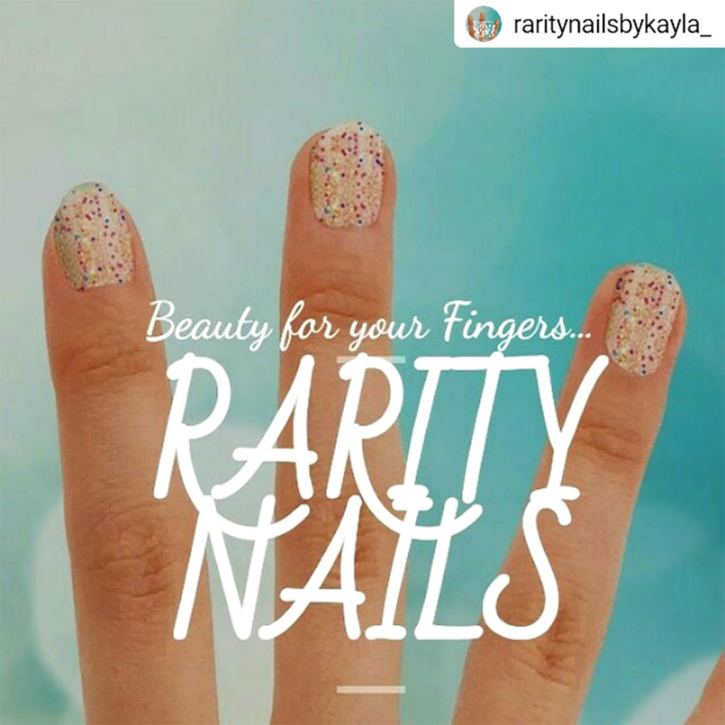 Rarity Nails with Kayla Smetak