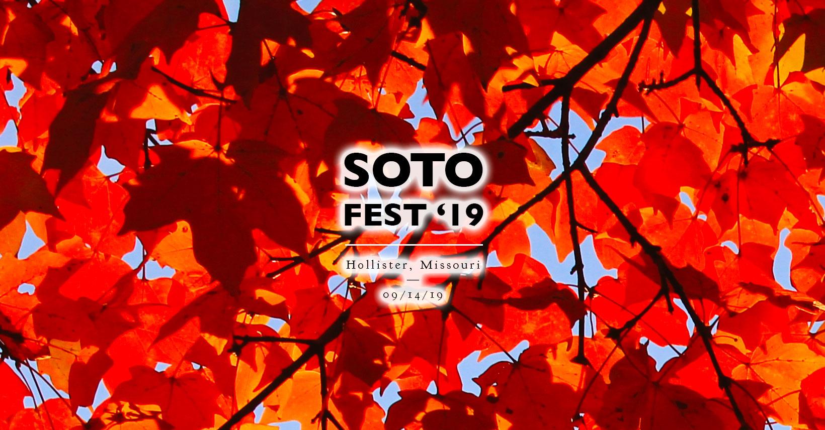 SOTO Fest StateoftheOzarks Fest