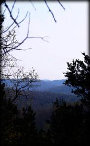 Blue Ozark Hills