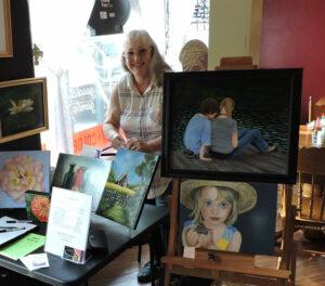 Lynnette Horn, Artist