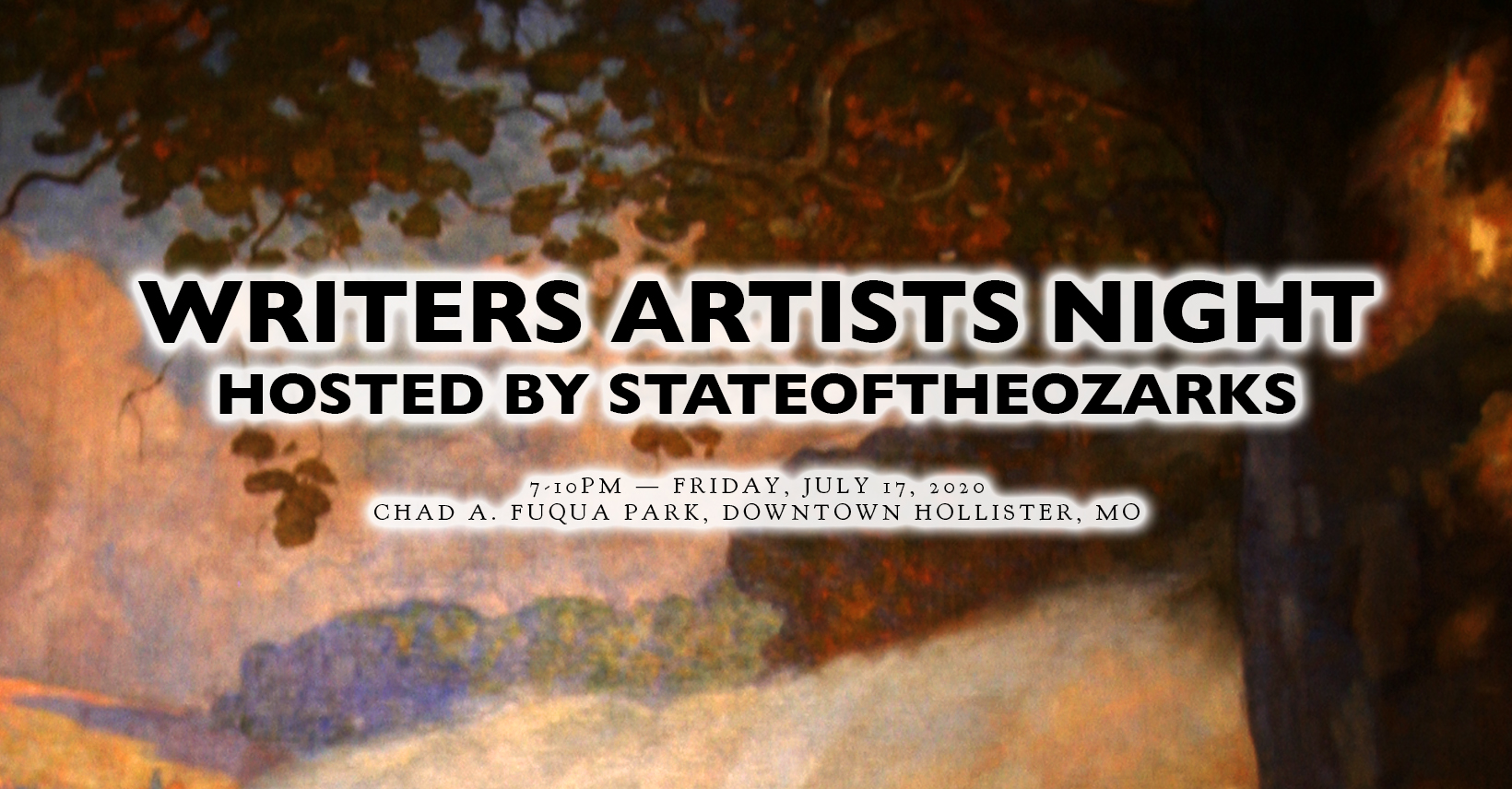 Writers Artists Night