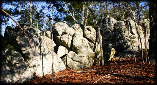Murder Rocks