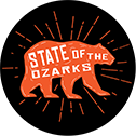 StateoftheOzarks Bear Logo